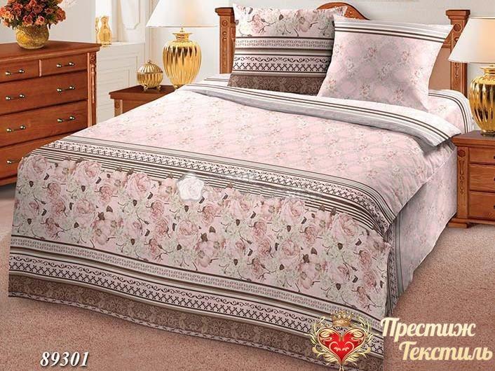Постельное белье Розы спокойствия (бязь) (2 спальный с Евро простынёй)