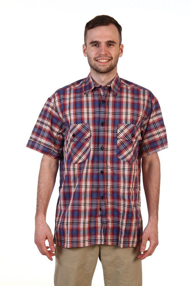 """Рубашка мужская """"Глазго"""" 46"""