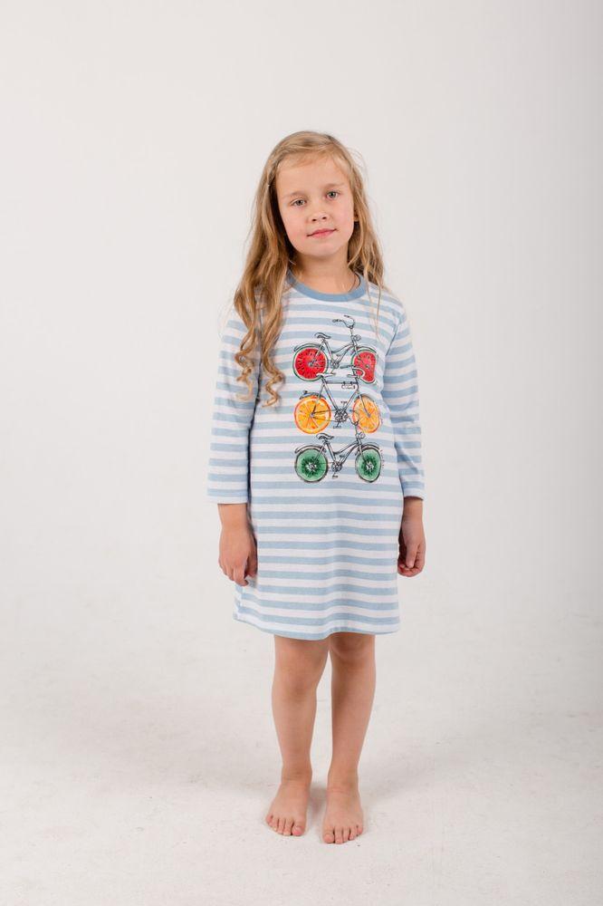 Сорочка детская Велосипед -  Одежда для сна