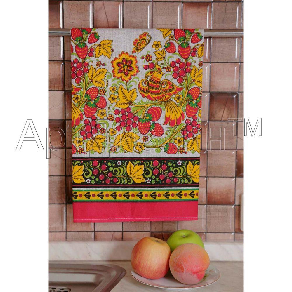 купить Кухонное полотенце Кадриль (50х70) дешево