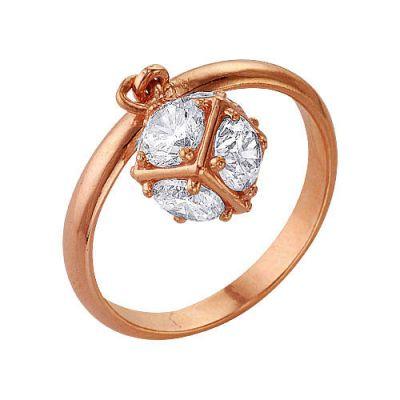 Кольцо серебряное 2382706
