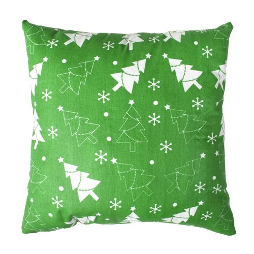 Фото - Подушка декоративная Новый год зеленый (40*40) худи print bar новый год 2017