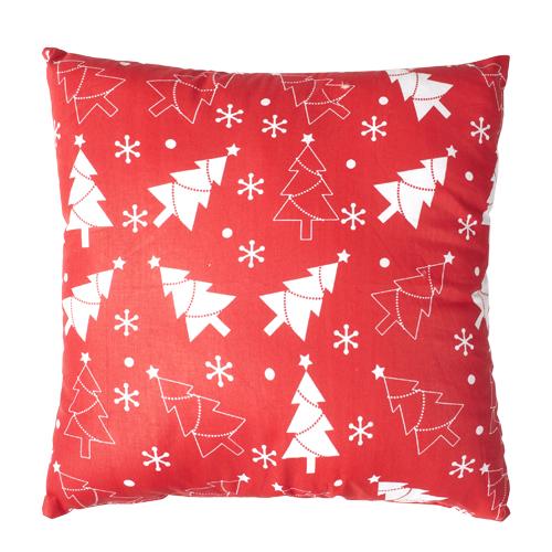 Подушка декоративная Новый год красный (40*40) lavera 40