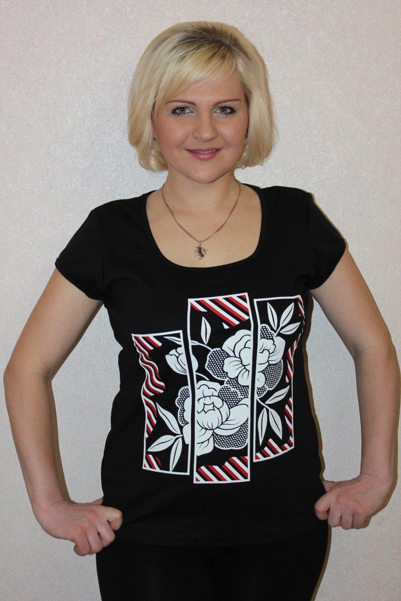 Футболка женская Труленсия (50) футболка женская пиар 50