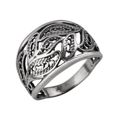 Кольцо серебряное iv9741