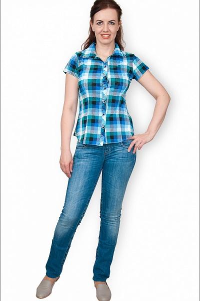 Рубашка женская iv29899