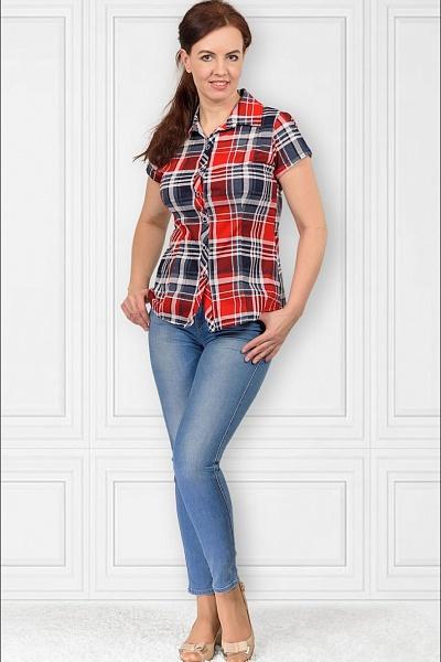 Рубашка женская iv29901