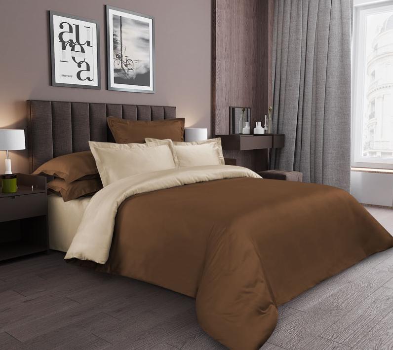 Постельное белье iv67304 (сатин) 1,5 спальный