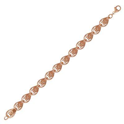 Браслет серебряный 730086 (18) браслет серебряный 730085б 18