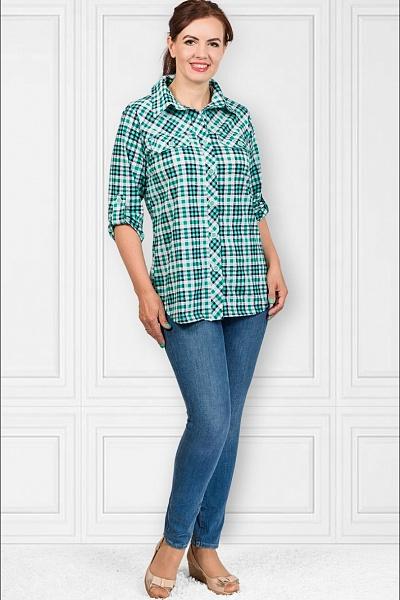 Купить Рубашка женская Керкира , Грандсток