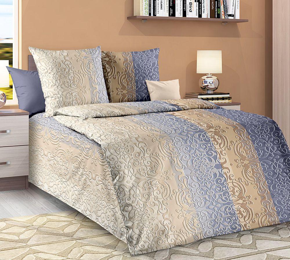 Постельное белье Контраст (бязь) (1,5 спальный) постельное белье жаркое лето бязь 1 5 спальный