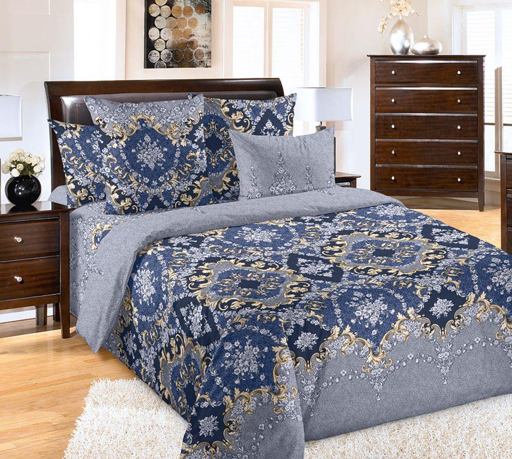 Постельное белье Узор (бязь) (2 спальный) постельное белье wenge sanremo 11791 1 11792 1 комплект 2 спальный бязь 516377