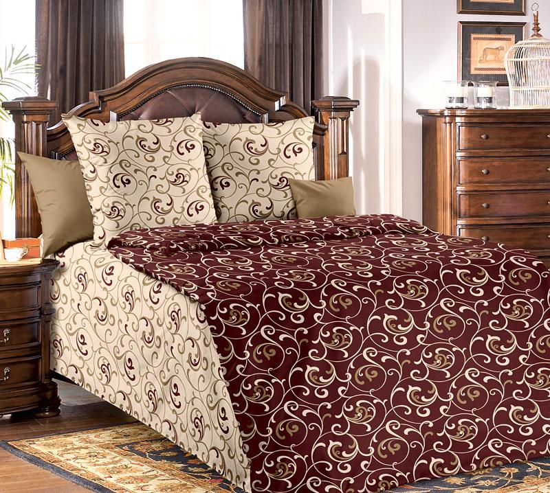 Постельное белье Вензеля (бязь) (1,5 спальный) постельное белье жаркое лето бязь 1 5 спальный