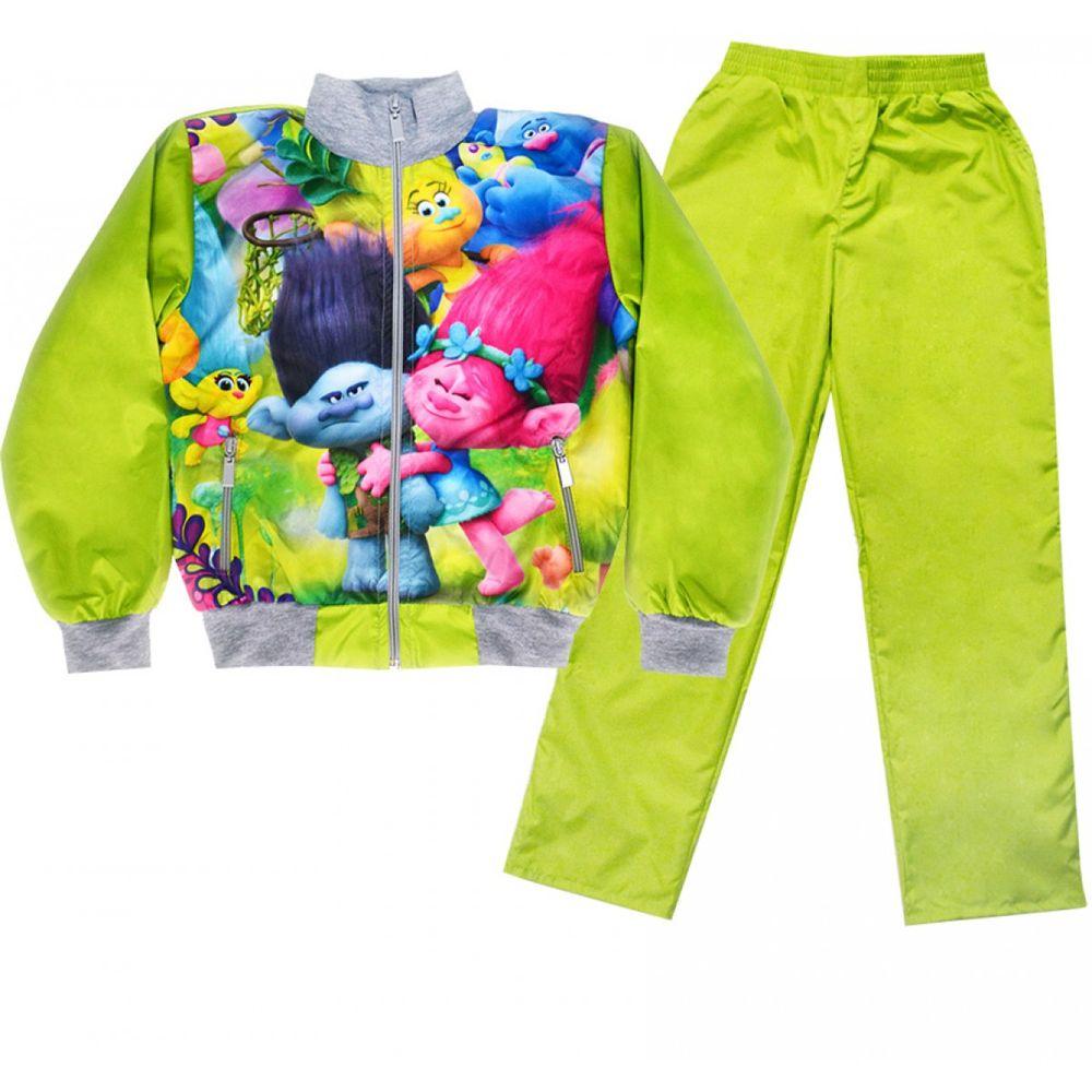 Костюм детский Тролли (30 ) костюм санты детский 38 40
