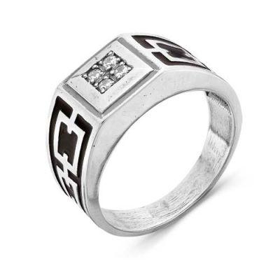Кольцо серебряное iv9028 от Грандсток