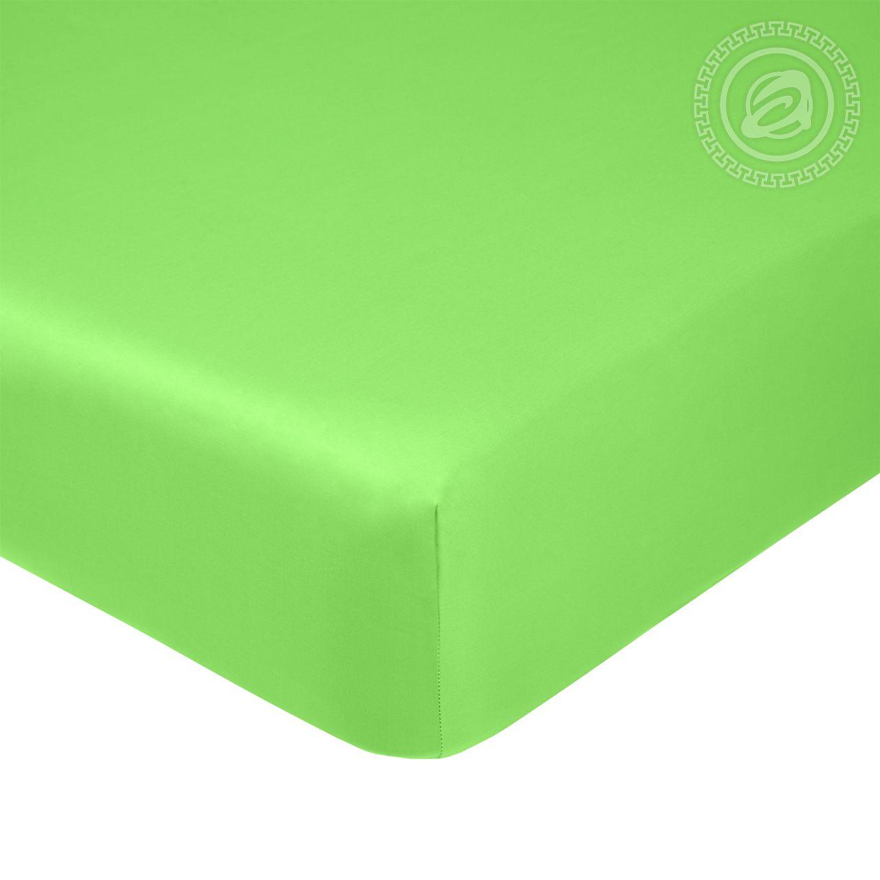 Фото - Простыня на резинке iv61985 (сатин) (140х200) простыня на резинке 140х200 см поплин браво м507 12 04