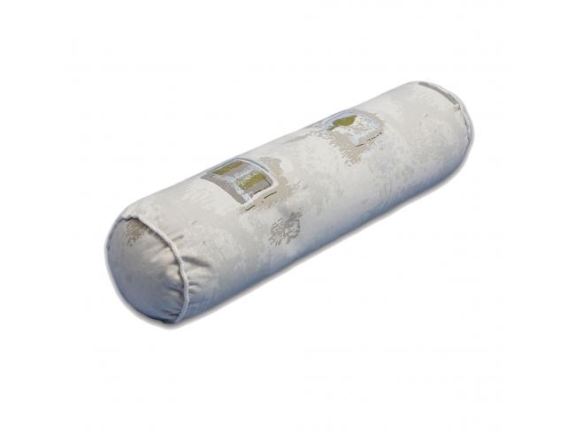 Подушка «Валик» iv771 (лузга гречихи) (10*40)