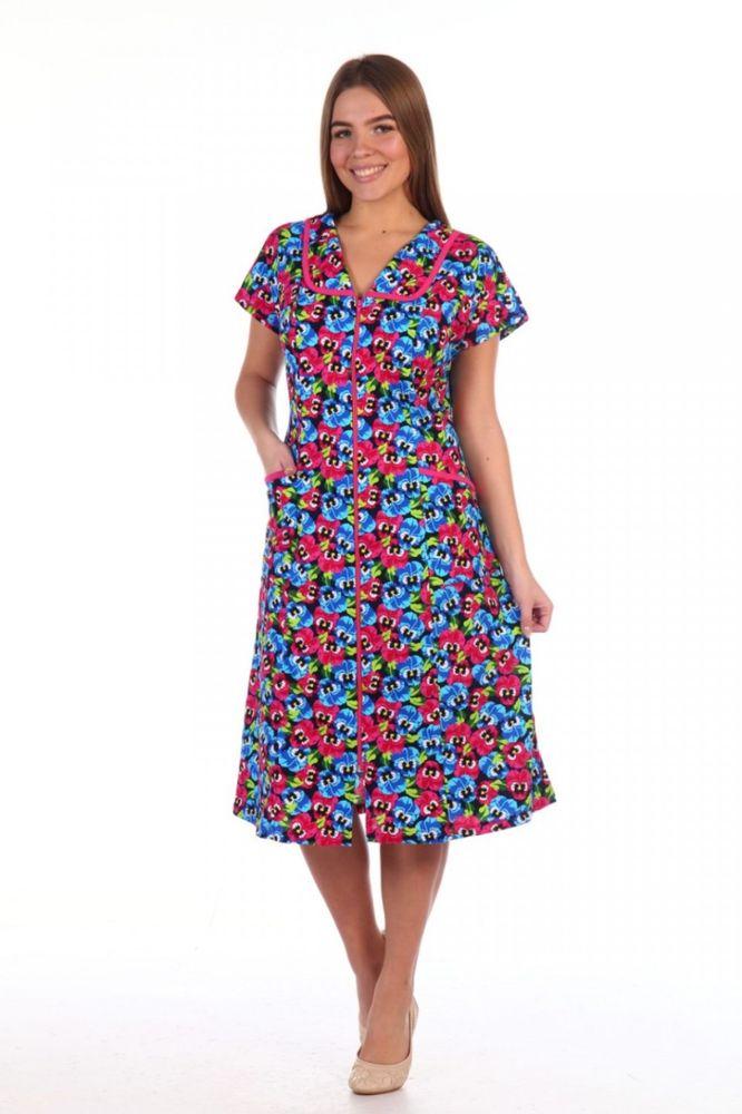 Халат женский #Чэнси#, Размер: 56 - Халаты - Легкие халаты