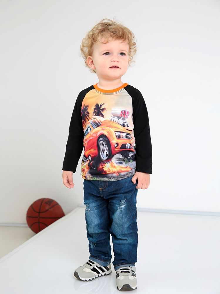 Джемпер детский #Августин# 28, Размер: 28 - ДЕТЯМ - Кофты и водолазки
