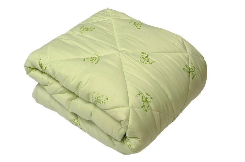 Одеяло зимнее iv639 (бамбук, полисатин) (1,5 спальный (140*205))