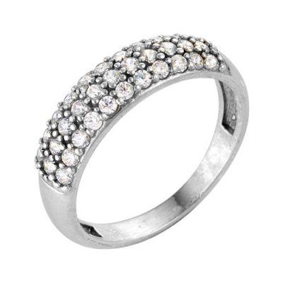 Кольцо серебряное iv8834