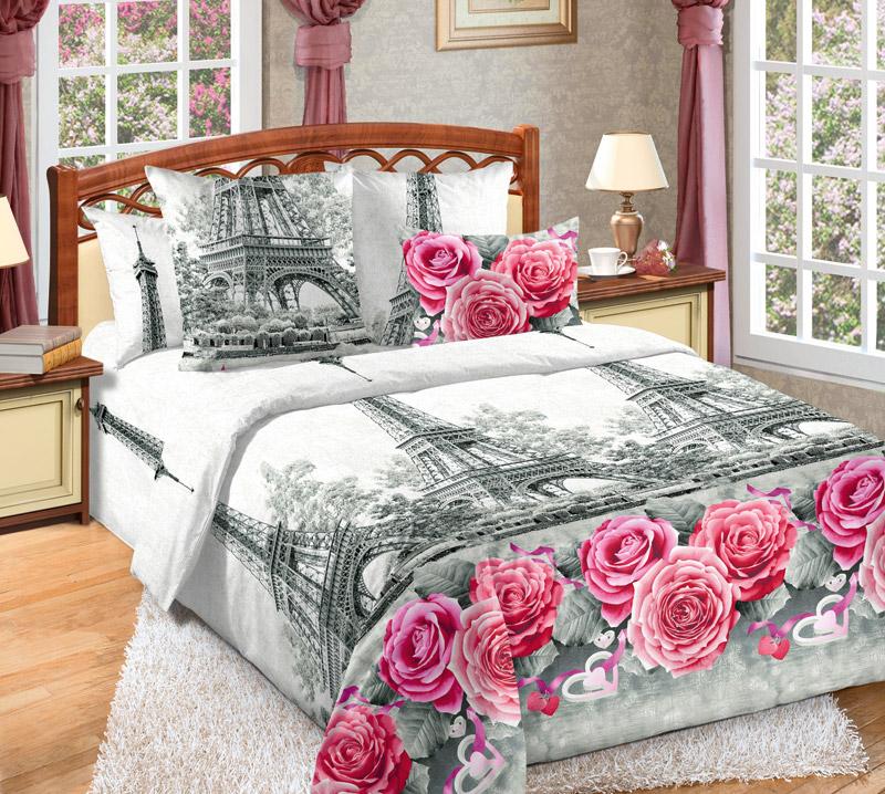 """Постельное белье """"Бокарнея"""" (бязь) (2 спальный) постельное белье кпб mo 10 2 спальный 968967"""