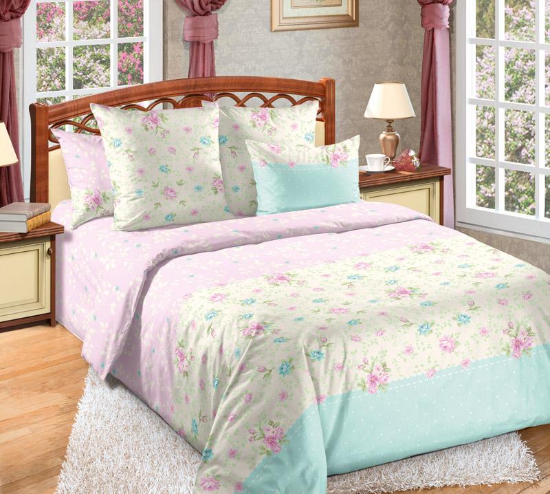 Постельное белье Алиса (бязь) (2 спальный) постельное белье аманда лен 1 5 спальный