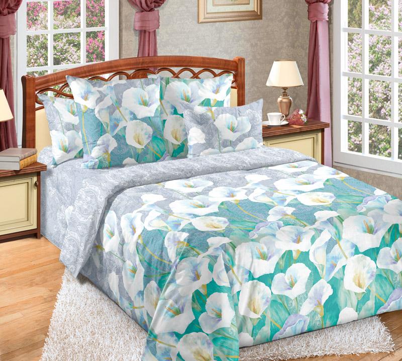 Постельное белье Ода любви (бязь) (2 спальный) постельное белье генри бязь 2 спальный