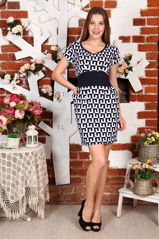 Платье женское Перекресток