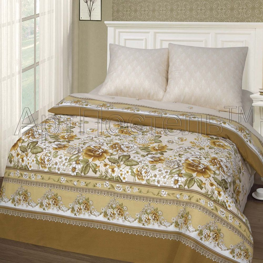 Постельное белье Дива (бязь) (1,5 спальный)