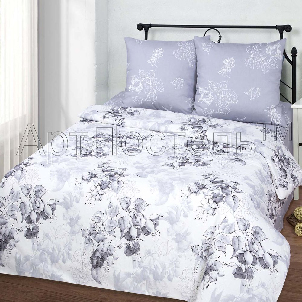 Постельное белье Элегант (бязь) (1,5 спальный)