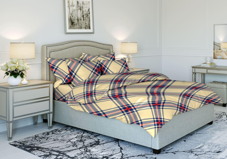 Фото - Постельное белье Ovonavi-1828 (бязь) (1,5 спальный) постельное белье iv72687 бязь 1 5 спальный