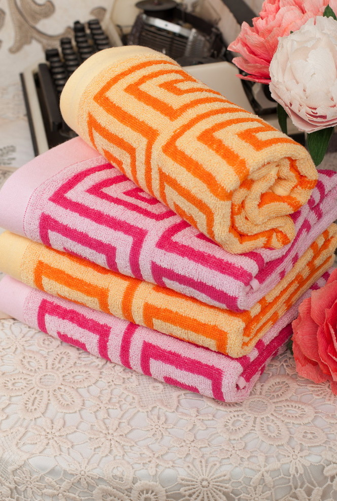Банное полотенце Грандсток 15491271 от Grandstock