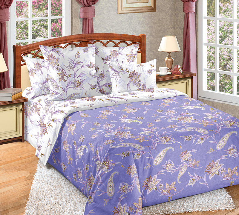 цена Постельное белье iv33575 (бязь) (2 спальный) онлайн в 2017 году