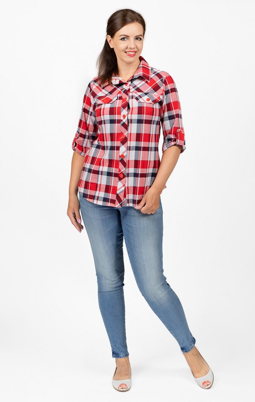 Рубашка женская iv65037