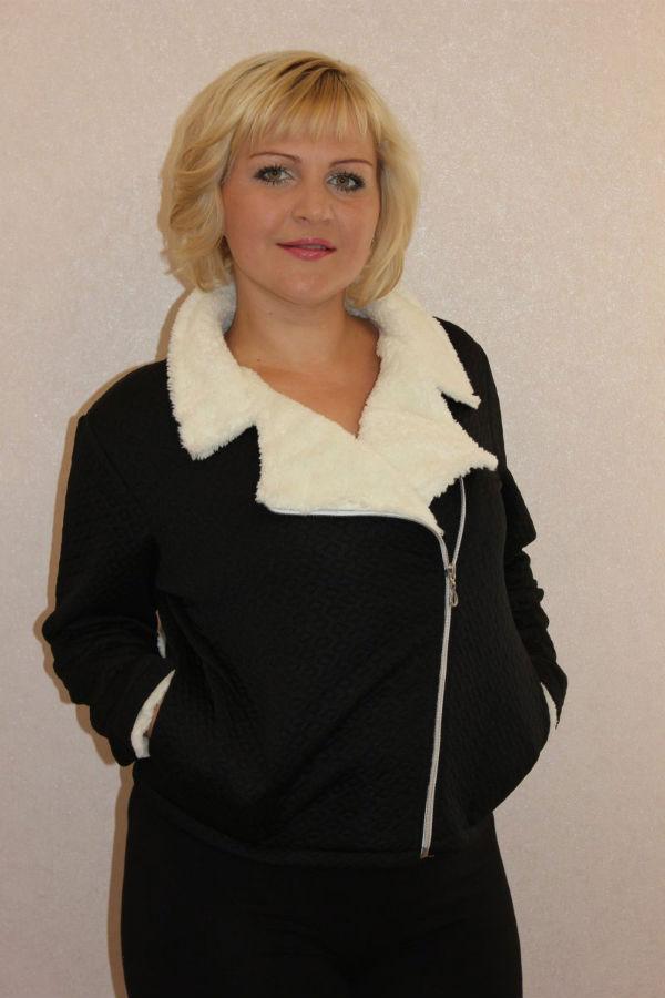 """Куртка женская """"Лорен"""" 48 от Grandstock"""