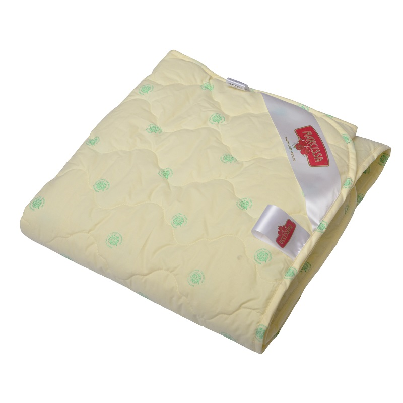 """Одеяло летнее """"Мир"""" (эвкалипт, тик) 1,5 спальный (140*205) от Grandstock"""