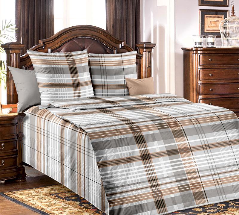 Постельное белье Константин (бязь) (1,5 спальный) постельное белье жаркое лето бязь 1 5 спальный