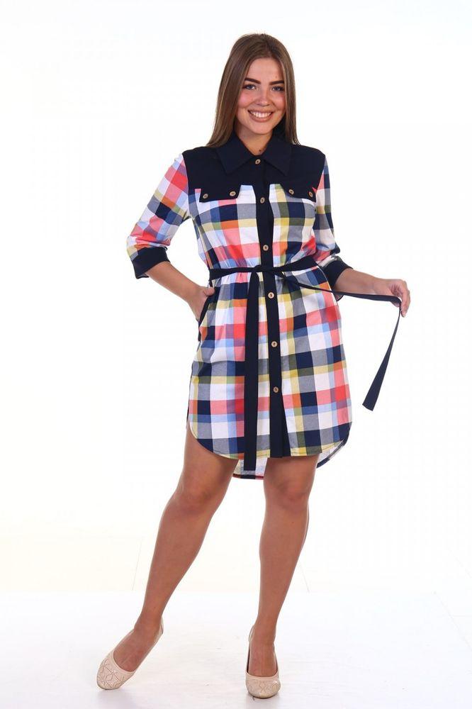 Халат женский #Ипсвич#, Размер: 46 - Халаты - Легкие халаты