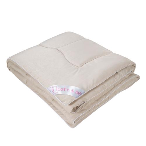 """Одеяло облегченное Нагиса (эвкалипт, микрофибра) (1,5 спальный (140*205)) одеяло облегченное """"золотое руно"""" микрофибра 1 5 спальный 140 205"""
