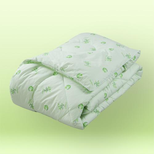 Одеяло зимнее Акава (бамбук, тик) (1,5 спальный (140*205)) одеяло зимнее аврора бамбук полисатин