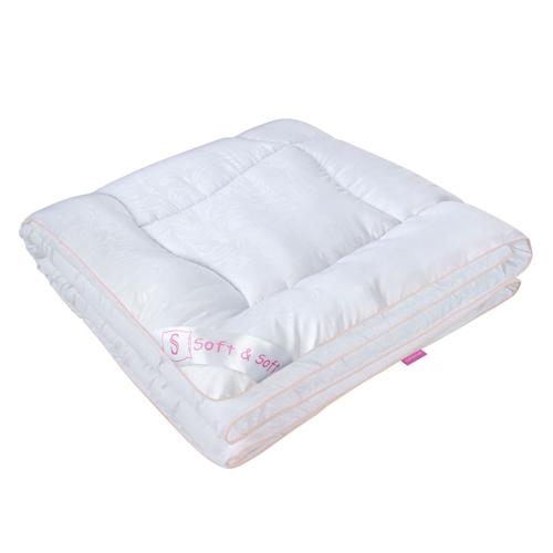 """Одеяло облегченное Кангасала (шёлк, микрофибра) (1,5 спальный (140*205)) одеяло облегченное """"золотое руно"""" микрофибра 1 5 спальный 140 205"""
