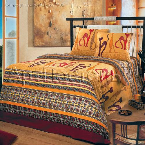 Постельное белье Грация кошки (бязь) (2 спальный) постельное белье грация 5634 1 комплект 2 спальный фланель 2302810