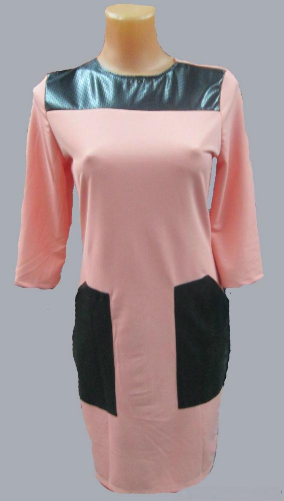 Купить Платье женское Сабрина 46, Грандсток, Креп, Весна - осень