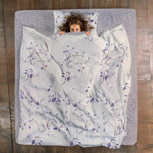 Постельное белье Вивьена (сатин) (1,5 спальный) постельное белье игрушки розовый сатин 1 5 спальный