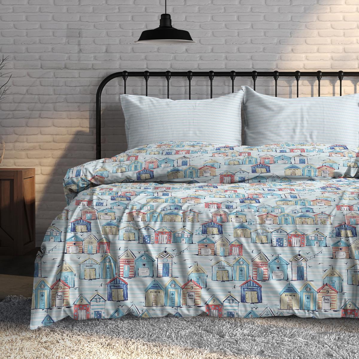 Фото - Постельное белье iv76077 (поплин) (1,5 спальный) постельное белье iv76089 поплин 1 5 спальный
