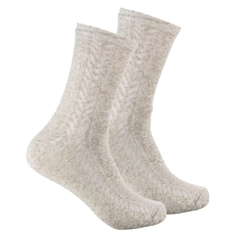 Носки мужские Лен (упаковка 10 пар) (41-47) носки мужские гаврюша упаковка 5 пар