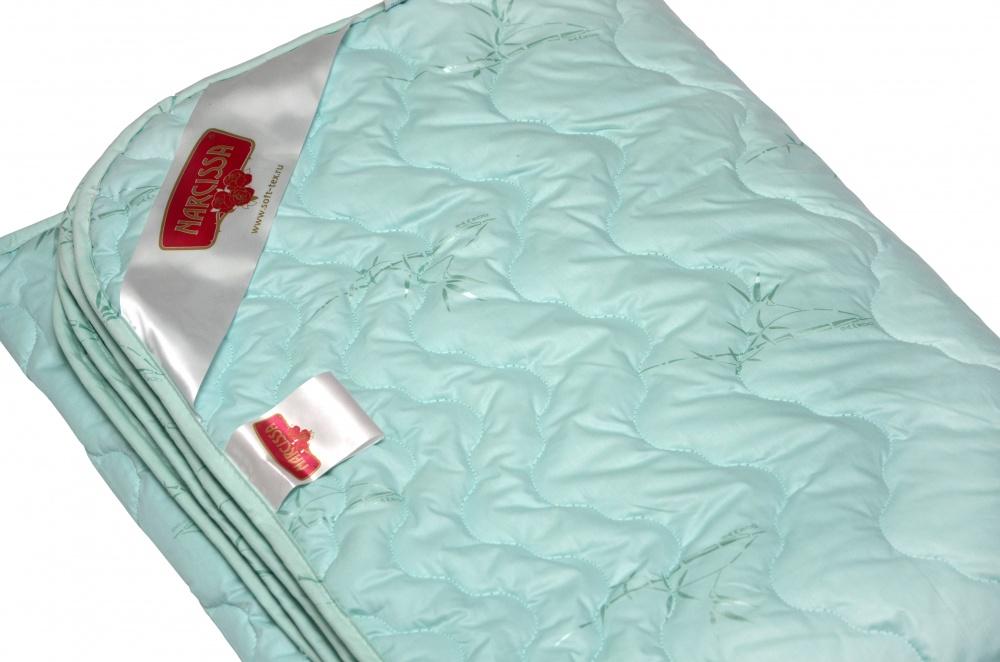 Одеяло детское Русалочка (бамбук, тик) (Детский (110*140)) одеяло детское крош верблюжья шерсть тик детский 110 140