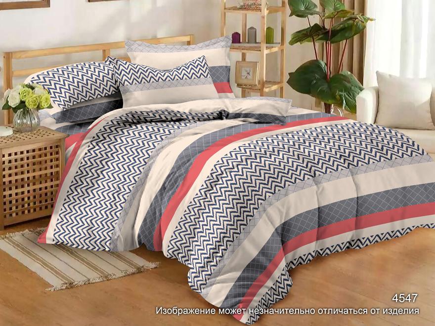 Постельное белье Ovonavi-1777 (полисатин) (1,5 спальный) постельное белье iv68146 полисатин 1 5 спальный
