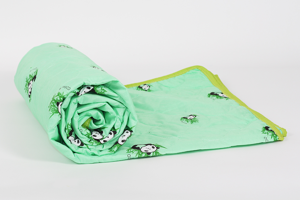 """Одеяло облегченное """"Морфей"""" (бамбук, полиэстер) 1,5 спальный (140*205)"""